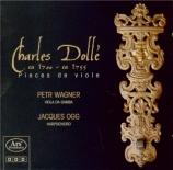 DOLLE - Wagner - Suite en sol majeur pour violes