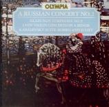 GLAZUNOV - Yudin - Symphonie n°9 (inachevée, orchestrée par Yudin)