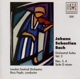 BACH - Pople - Suite pour orchestre n°3 en ré majeur BWV.1068