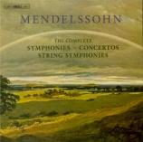 The Complete Symphonies, Concertos, String Symphonies