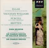 ELGAR - Nelsova - Concerto pour violoncelle op.85