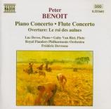 BENOIT - Van Riet - Concerto pour flûte op.43a