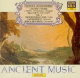 Concertini e Serenate op.XII (vol.1)