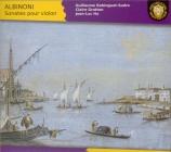 ALBINONI - Ho - Sonate pour violon et basse continue n°2 op.6 'Trattenim