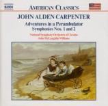 CARPENTER - McLaughlin Will - Adventures in a perambulator