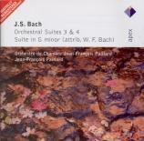 BACH - Paillard - Suite pour orchestre n°3 en ré majeur BWV.1068