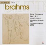 BRAHMS - Leonskaja - Concerto pour piano et orchestre n°1 en ré mineur o