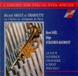 Récital orgue et trompette : L'Europe des XVIème et XVIIème siècles