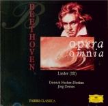 Opera Omnia Lieder (III)