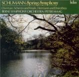 SCHUMANN - Maag - Symphonie n°1 pour orchestre en si bémol majeur op.38