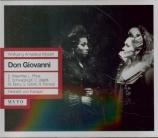 MOZART - Karajan - Don Giovanni (Don Juan), dramma giocoso en deux actes live Salzburg 3 - 8 - 1960