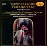 MENDELSSOHN-BARTHOLDY - Bushkov - Concerto pour violon et orchestre en m