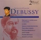 DEBUSSY - Dervaux - Prélude à l'après-midi d'un faune, pour orchestre L