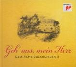 Geh' aus, mein Hertz Deutsche Volkslieder II