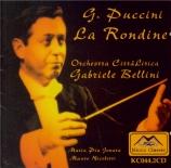 PUCCINI - Bellini - La rondine