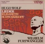 WOLF - Schwarzkopf - Im Frühling, pour voix et piano
