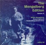 The Mengelberg Edition vol.13