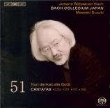 Cantatas Vol.51