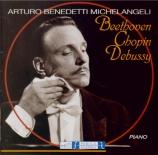 BEETHOVEN - Michelangeli - Sonate pour piano n°3 op.2 n°3