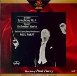 The Art of Paul Paray vol.2 Import Japon
