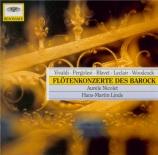 PERGOLESE - Nicolet - Concerto pour flûte et orchestre n°1 en sol majeur