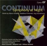 Continuum Symphony at Night