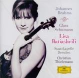 BRAHMS - Batiashvili - Concerto pour violon et orchestre en ré majeur op