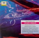 TCHAIKOVSKY - Gerdes - Eugène Onéguine op.24 : extraits chanté en allemand