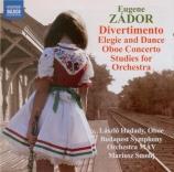 ZADOR - Smolij - Études pour orchestre