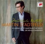MENDELSSOHN-BARTHOLDY - Stadtfeld - Concerto pour piano et orchestre n°1
