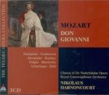 MOZART - Harnoncourt - Don Giovanni (Don Juan), dramma giocoso en deux a