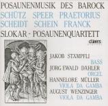 German Baroque Music for Trombones