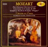 MOZART - Vlcek - Don Giovanni K.527 : ouverture pour orchestre