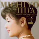 STRAUSS - Iida - Zueignung, pour voix et piano op.10 n°1