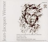 WERNER - Piertot - Triptyque pour orgue