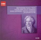 Piano Trios - Violin and Cello Sonatas