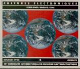 18ème Concours International de Musique Electroacoutisque Bourges 1990