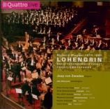 WAGNER - Van Zweden - Lohengrin WWV.75 (+ DVD) + DVD