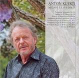 MENDELSSOHN-BARTHOLDY - Kuerti - Variations sérieuses, dix-sept variatio