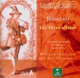 RAMEAU - Christie - Les fêtes d'Hébé