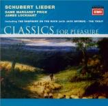 SCHUBERT - Price - Geheimnis D.491