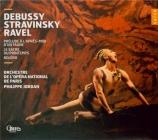 DEBUSSY - Jordan - Prélude à l'après-midi d'un faune, pour orchestre L.8
