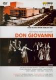 MOZART - Fricsay - Don Giovanni (Don Juan), dramma giocoso en deux actes Deutsche Oper Berlin 24 Septembre 1961