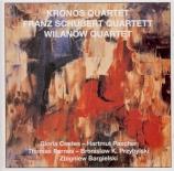 COATES - Kronos Quartet - Quatuor à cordes n°1
