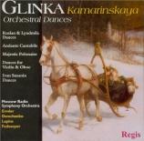 Kamarinskaya : Orchestral Dances
