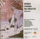 Musica Chilena Del Siglo XX vol.1