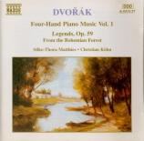 Four-Hand Piano Music vol.1