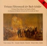 Virtuose Flötenmusik der Bach-Schüler
