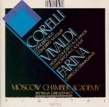 VIVALDI - Grindenko - Concerto pour cordes et b.c. en do majeur RV.117