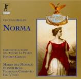 BELLINI - Gracis - Norma (Live Venezia, 15 - 12 - 1966) Live Venezia, 15 - 12 - 1966